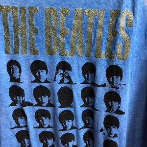 The Beatles shirt size large